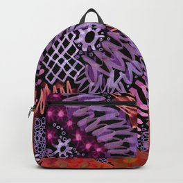 Grape Connection Backpack