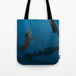 The Submariner Tote Bag
