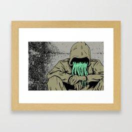 The Cephalid Framed Art Print