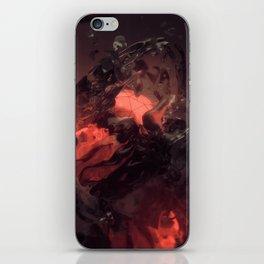 Embers iPhone Skin