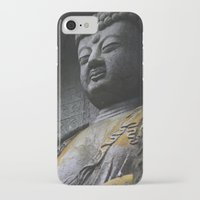 buddah iPhone & iPod Cases featuring Buddah  by Scene by Emily