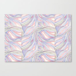 one hundred layers Canvas Print