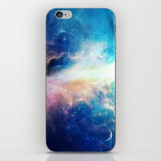 Stars Painter iPhone & iPod Skin