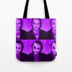 Heath Joker Tote Bag
