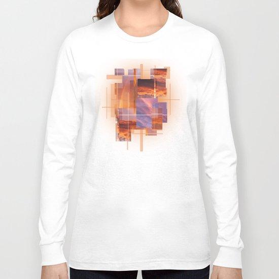beautiful sky Long Sleeve T-shirt