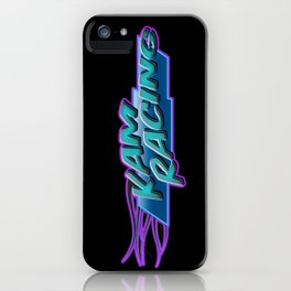 kam racing iPhone Case