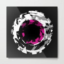 'UNTITLED #07' Metal Print