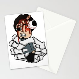 Glenn Rhee Stationery Cards