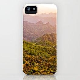 Gran Canaria 1.4 iPhone Case