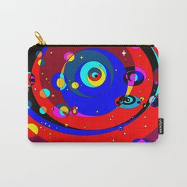 A Space Journey within the Stars and Mars Carry-All Pouch