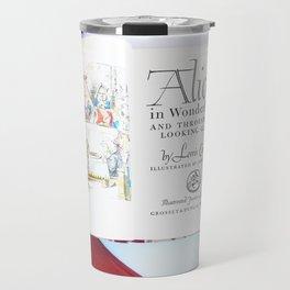 Alice in Wonderland 3 Travel Mug