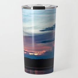 La Conner Sunset Travel Mug