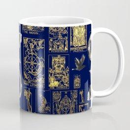 beautiful pagan themed tarot print Coffee Mug
