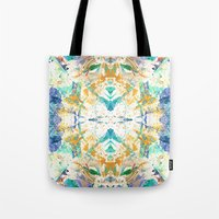 antique Tote Bags featuring ANTIQUE by Happy as Flynn