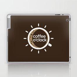 Coffee o'clock Laptop & iPad Skin
