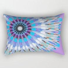 Zentangled 1 Rectangular Pillow