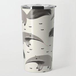 The Anteater Next Door Travel Mug