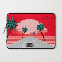 Sunset Vista Club Laptop Sleeve