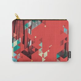 Red forest Carry-All Pouch