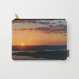 Calming warm sunset Carry-All Pouch