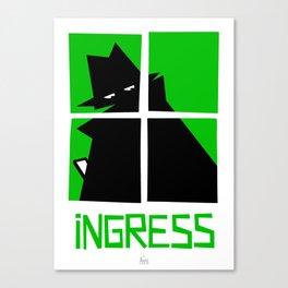 Ingress (Enlightenment) Canvas Print