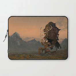 The Reality of Gaming  Laptop Sleeve