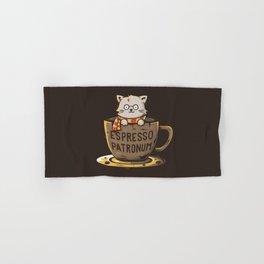 Espresso Patronum Hand & Bath Towel