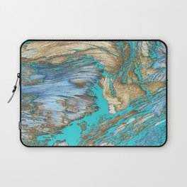 Woody Water Laptop Sleeve