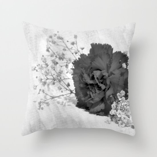 (open) up your eyes  Throw Pillow