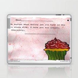 No Matter What Laptop & iPad Skin