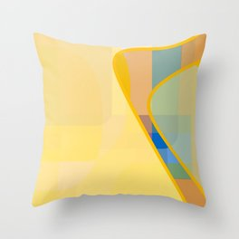 Standing Repose Throw Pillow