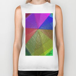 """"""" The softest happiness is the one that we share. """" Biker Tank"""