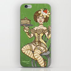 Tiramisu iPhone & iPod Skin