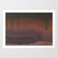 Untitled 20141118a (The Explorers) Art Print
