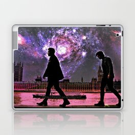 Between two worlds Laptop & iPad Skin