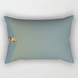 Marvin Heemeyer Rectangular Pillow