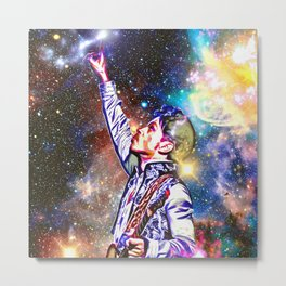 Prince in Heaven Metal Print