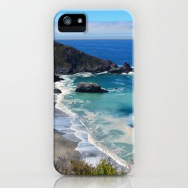 Awesome Big Sur iPhone Case