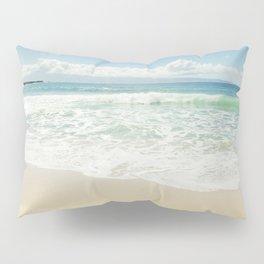 kapalua beach maui hawaii Pillow Sham