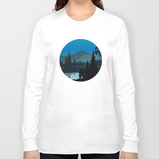 My Nature Collection No. 15 Long Sleeve T-shirt