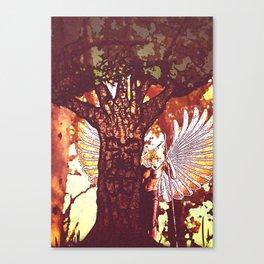 Intrant Vulpine Canvas Print