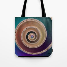 Frackin Merry-Go-Round Tote Bag