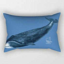 Bowhead Rectangular Pillow