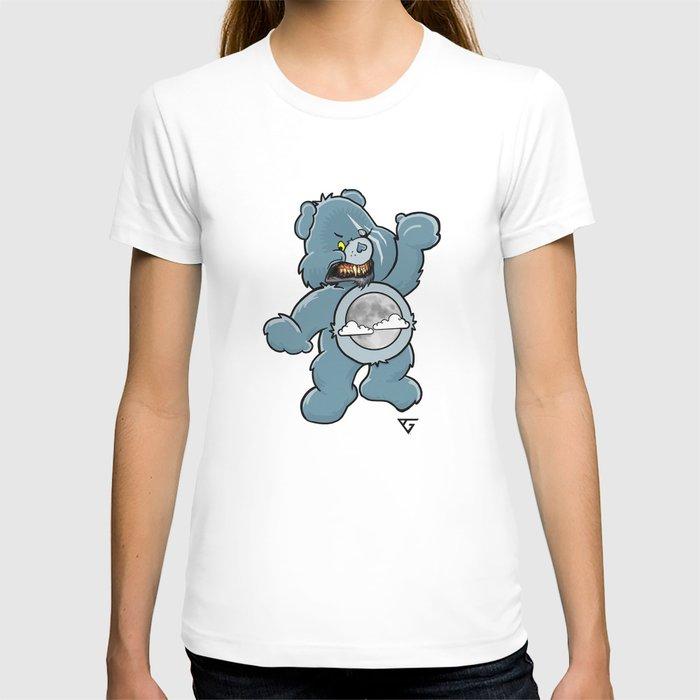 Werebear Snarl T-shirt