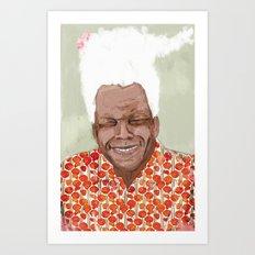 Sydney Frortier Art Print