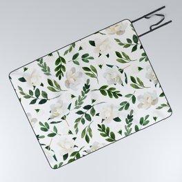 Magnolia Tree Picnic Blanket