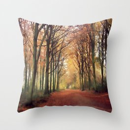 Delicious Autumn... Throw Pillow