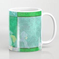 Tiled abstract Mug