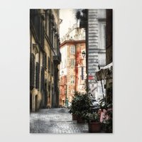 rome Canvas Prints featuring Rome  by Elliott's Location Photography