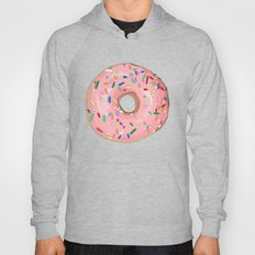 Strawberry Frost Donut Hoody